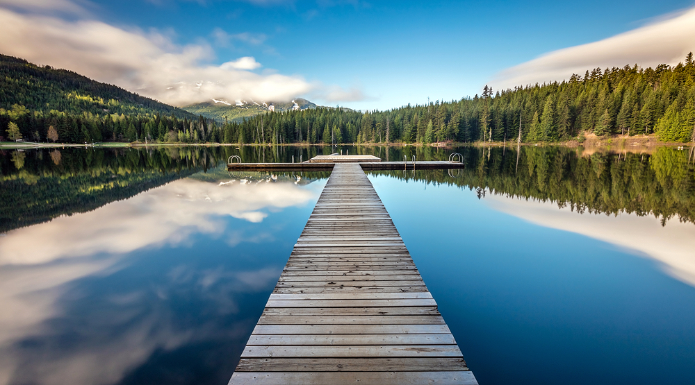 Lost Lake near Whistler (Pierre Leclerc/Shutterstock)