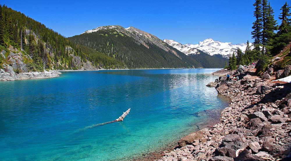 Lake Garibaldi (Dan Breckwoldt/Shutterstock)