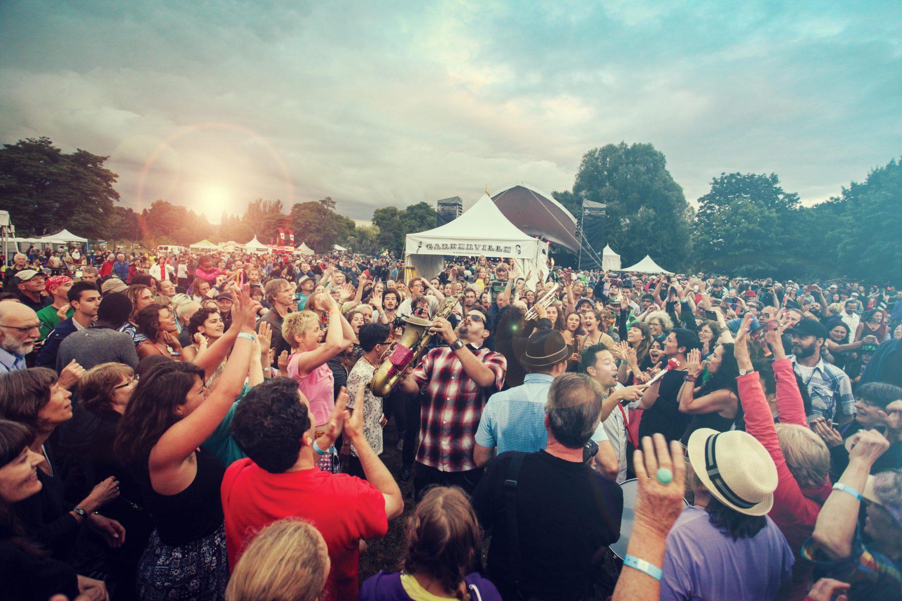 Vancouver Folk Music Festival/David Niddrie
