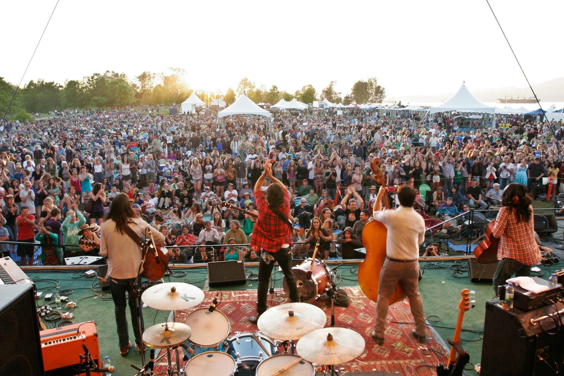 Vancouver Folk Music Festival/Eric Scott