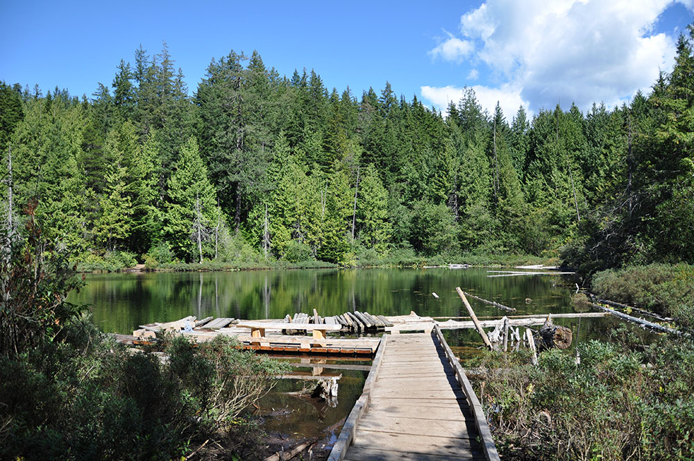 Whyte Lake in West Vancouver (Kyle Pearce/Flickr)
