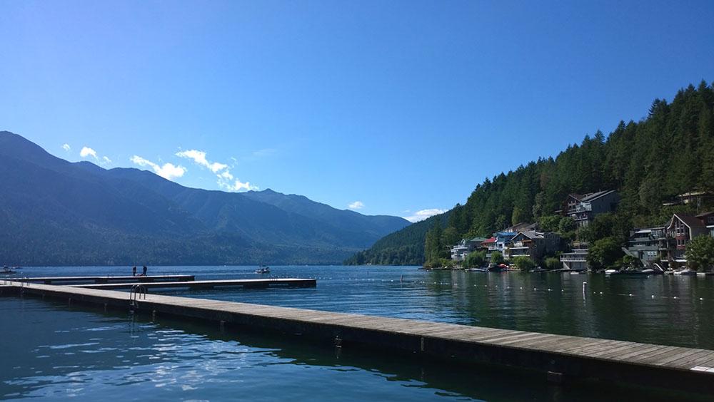 Cultus Lake (Ruth Hartnup/Flickr)
