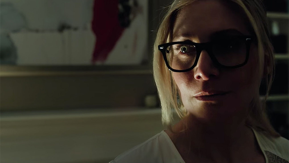Elizabeth Mitchell - The Purge Election Year - Movie Review 2016