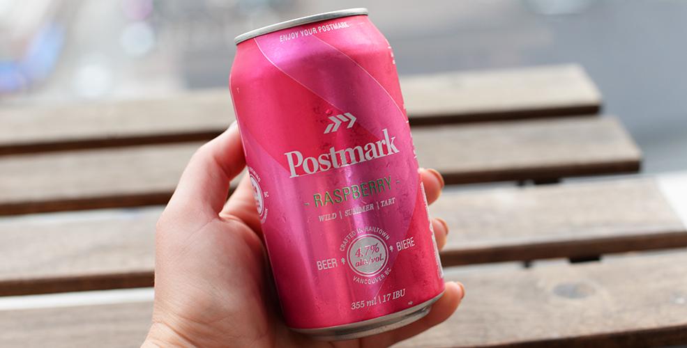 Postmark Brewing adds Raspberry to their beer lineup
