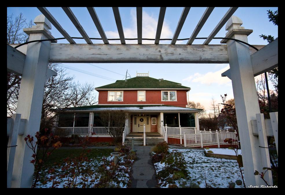 Dean House Calgary