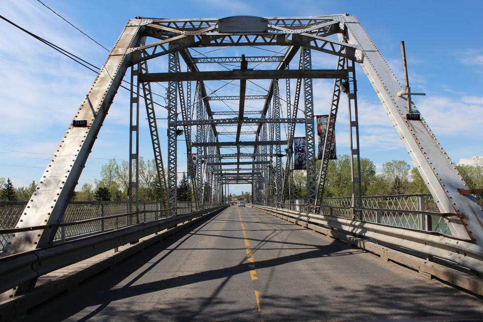 Zoo Bridge Calgary