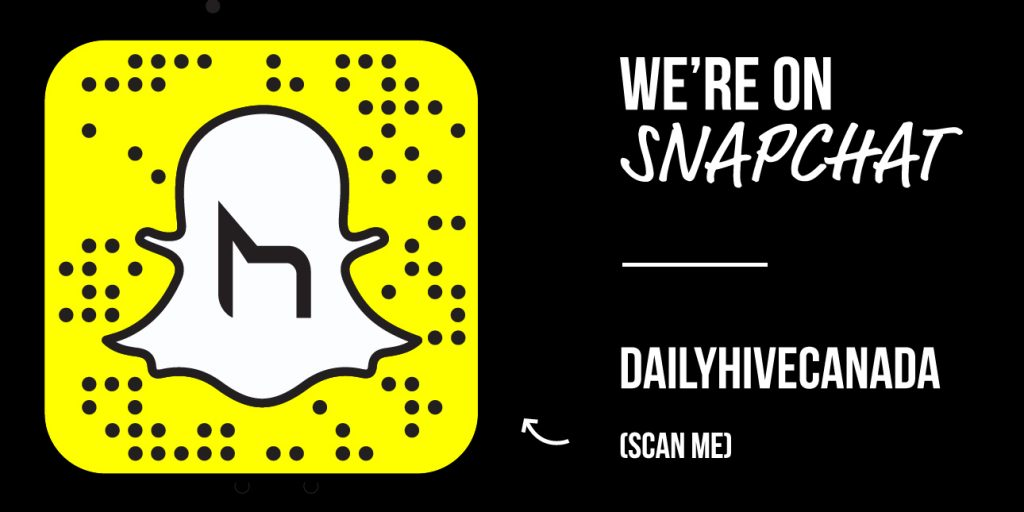 Follow us on Snapchat.