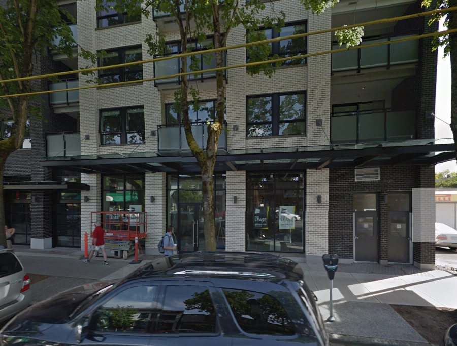 3040 Broadway (Google Streetview/May 2015)
