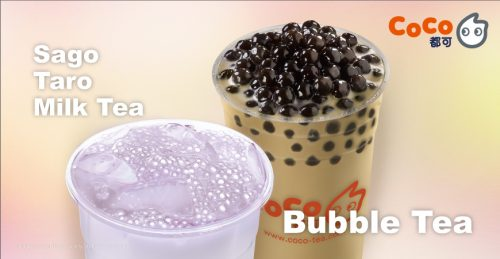 Taste test these bubble teas and juices packed with super