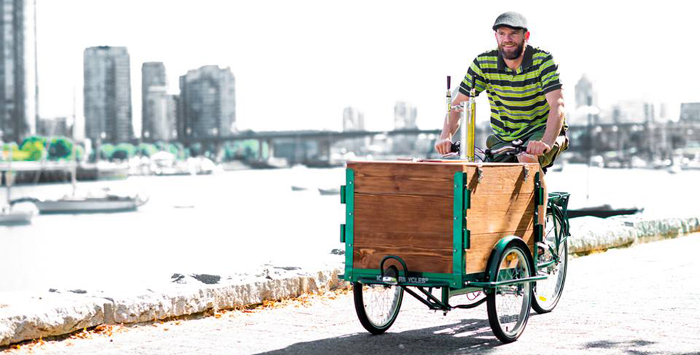 5 bike-based food services to track down in Vancouver