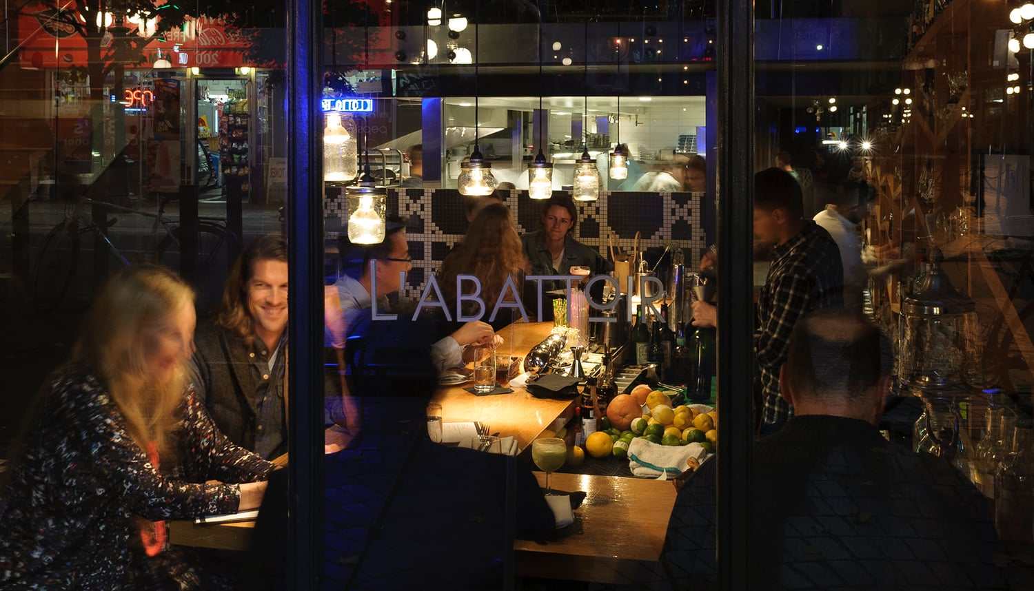 L'Abattoir restaurant in Gastown (L'Abattoir)