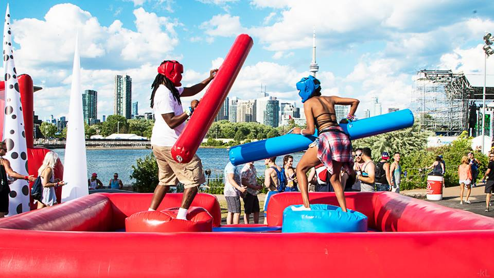 Digital Dreams 2016 Toronto jousting