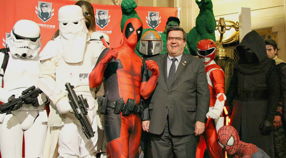 Montreal Comiccon is back and better than ever