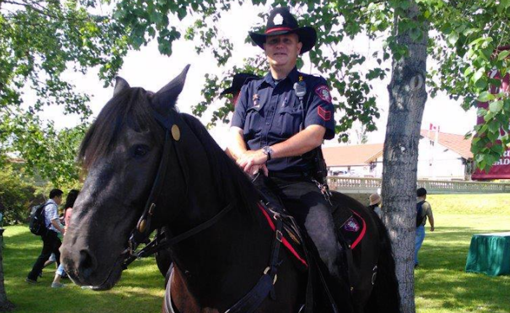 How to deal with increased security, bag checks, and check stops at the Calgary Stampede