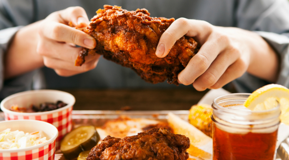 7 places to eat fried chicken in montreal daily hive. Black Bedroom Furniture Sets. Home Design Ideas