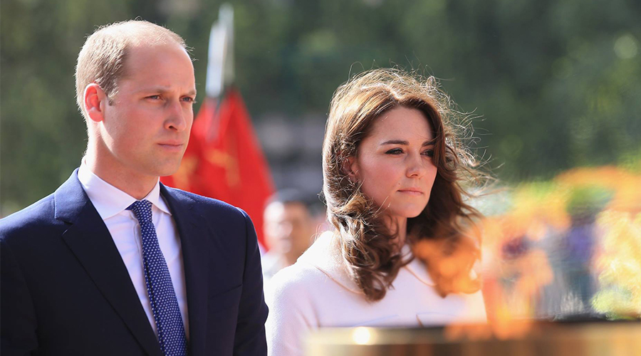 Prime Minister Trudeau invites William and Kate for royal tour of Canada