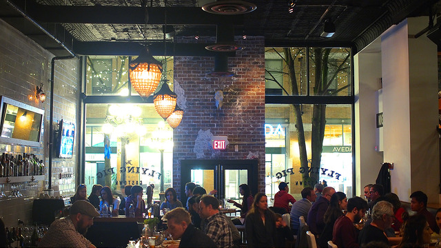 The Flying Pig in Gastown (The Flying Pig)