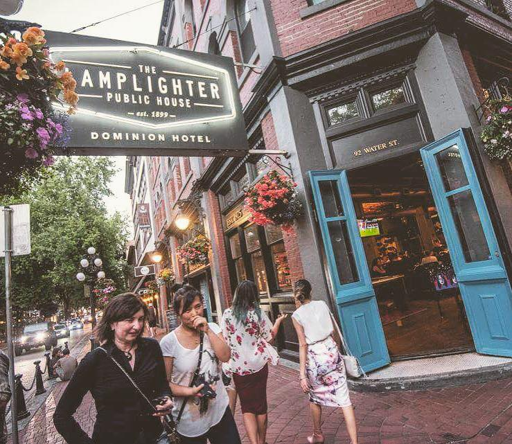 The Lamplighter Public House in Gastown (The Lamplighter/Facebook)