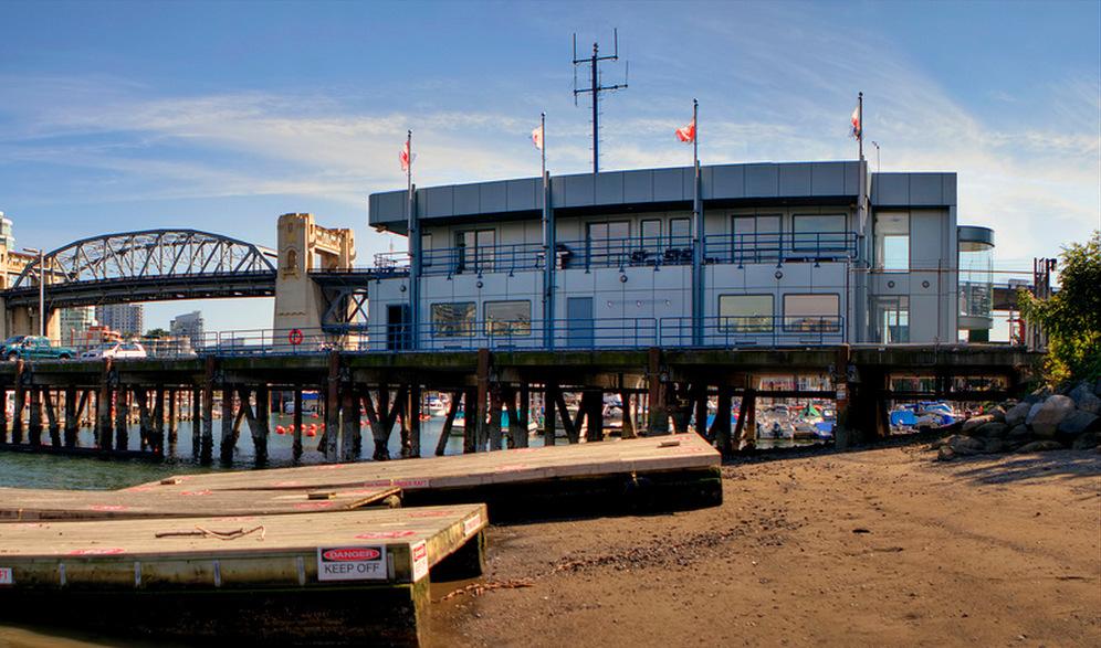 Kitsilano coast guard base
