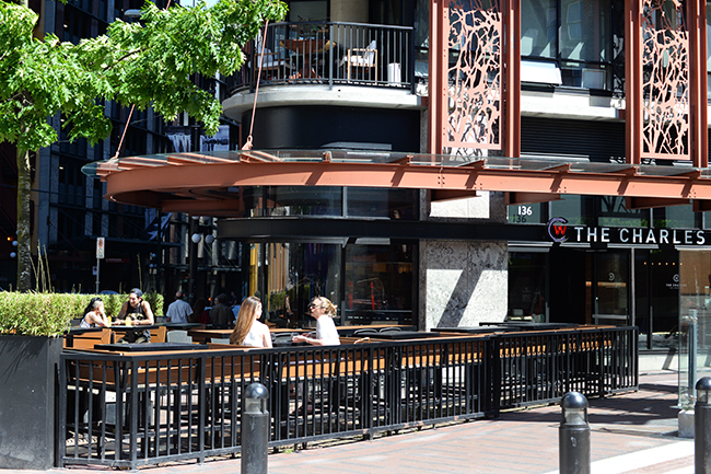 The Charles Bar in Gastown (The Charles Bar)