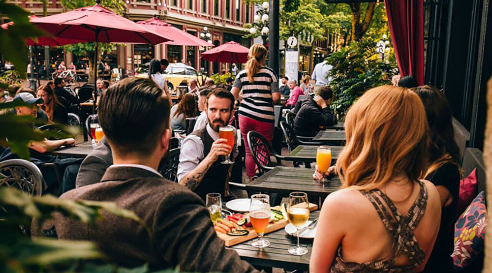 24 of the best happy hours near the Global Relay Gastown Grand Prix