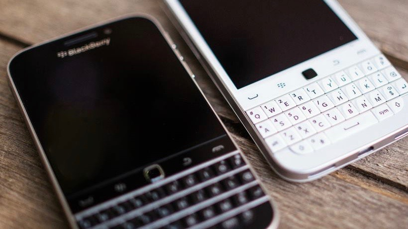 BlackBerry to kill its classic QWERTY keyboard