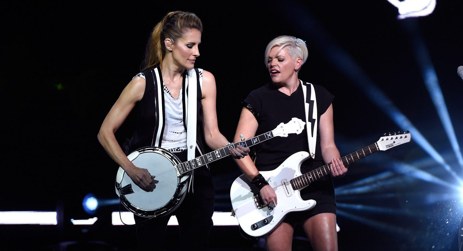 Dixie Chicks are at Calgary's Scotiabank Saddledome this weekend