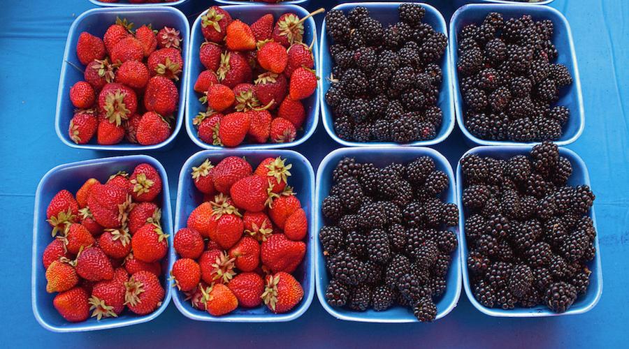 Berries vfm