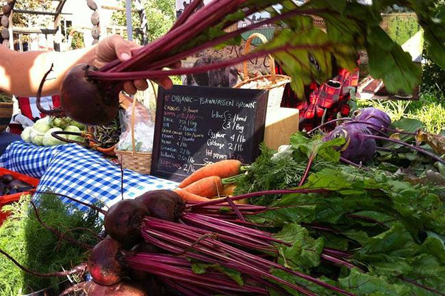 Tsawwassen Farmers' Market / Facebook