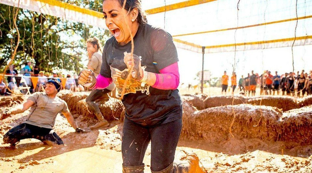 Get ready to fight through these gruelling obstacles in Alberta's Tough Mudder