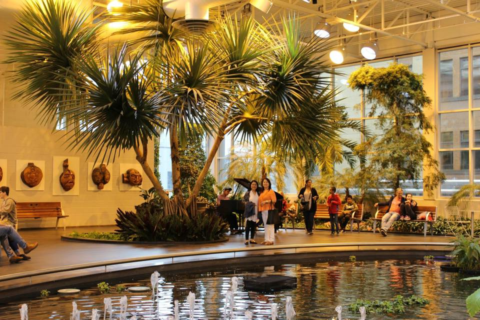 Devonian Gardens closing again this summer for repairs