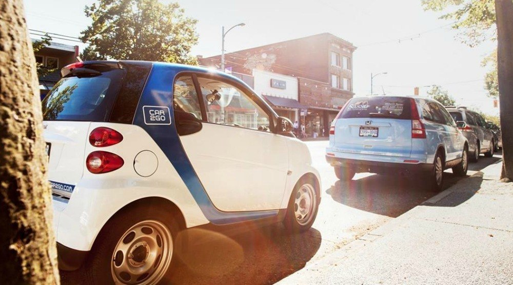 October 31 marks Car2Go's last day of operation in Calgary