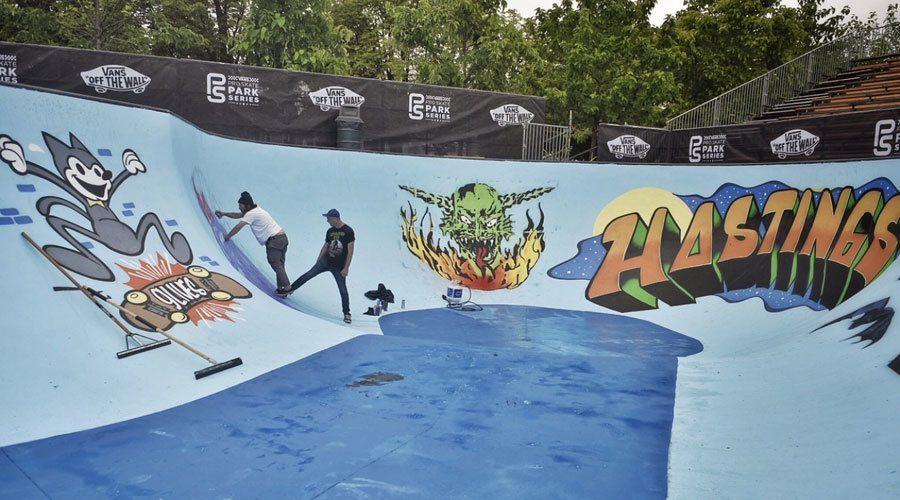 Vans Pro Skate Park Series Friday qualifiers open to public