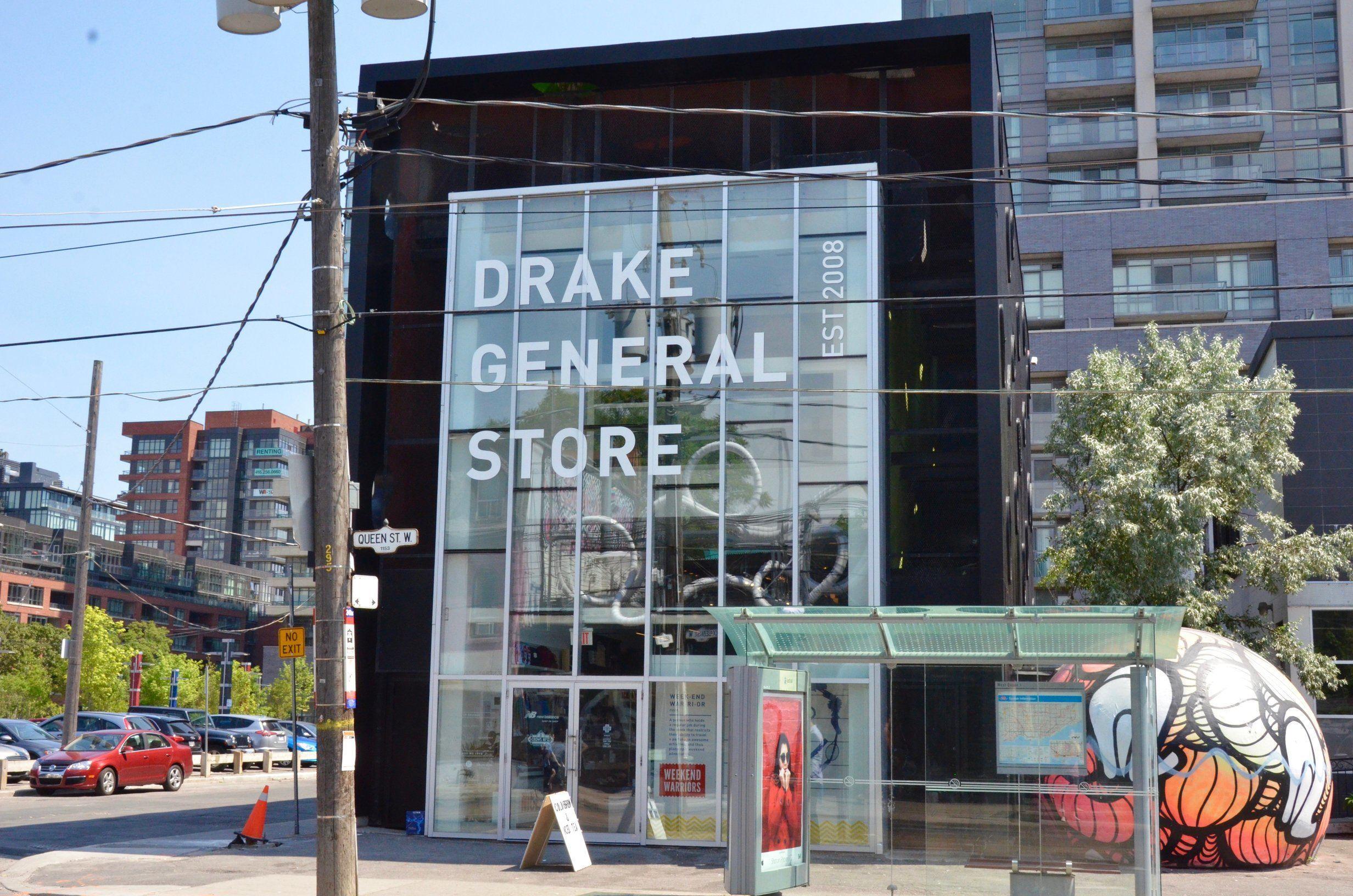 Drake general store cover