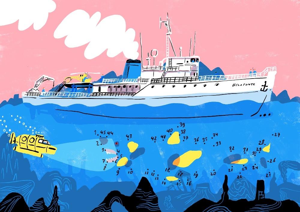 Life Aquatic / Aart-Jan Venema