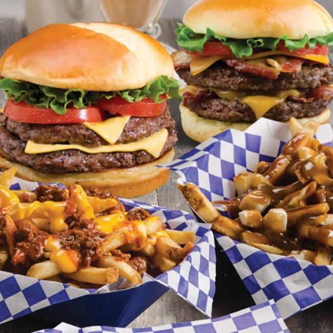 Boardwalk Fries Burgers Shakes/Facebook