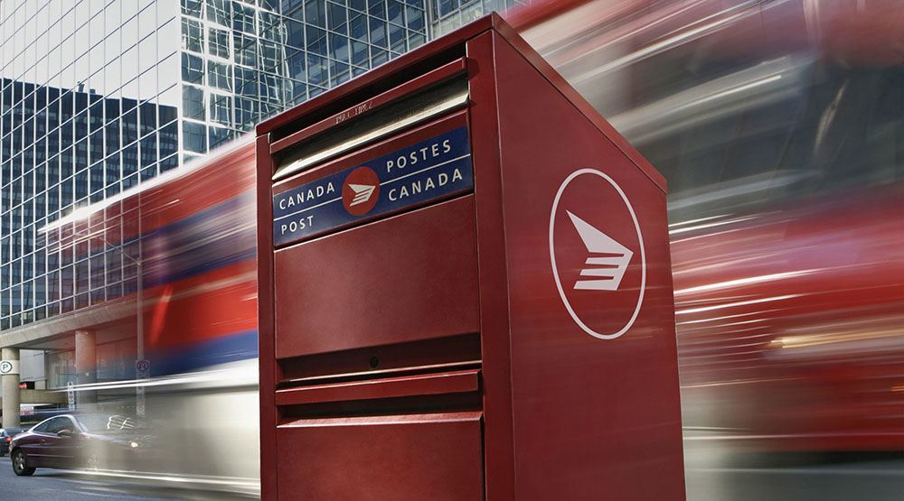 Canada Post is currently experiencing online issues