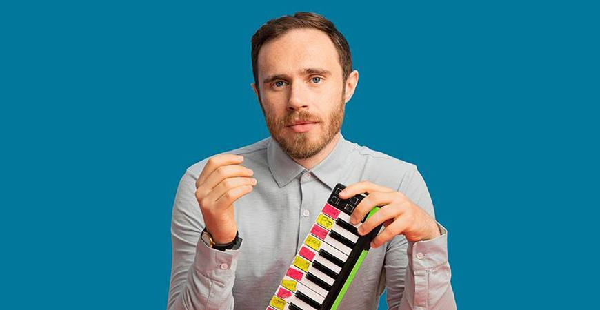 James Vincent McMorrow Vancouver 2016 concert at the Commodore Ballroom