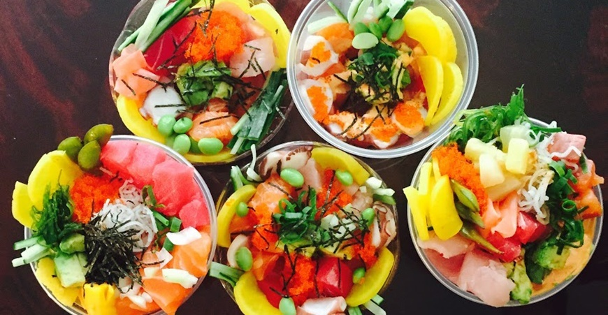 4 new poké spots to hunt down in Vancouver