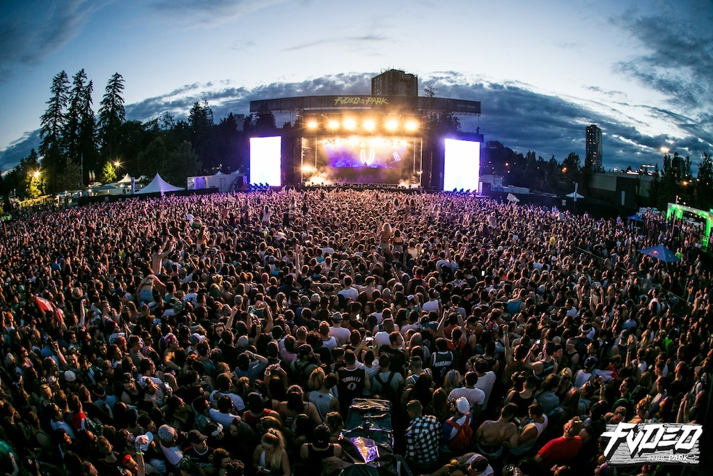 FVDED In The Park: The benefits of local music festivals