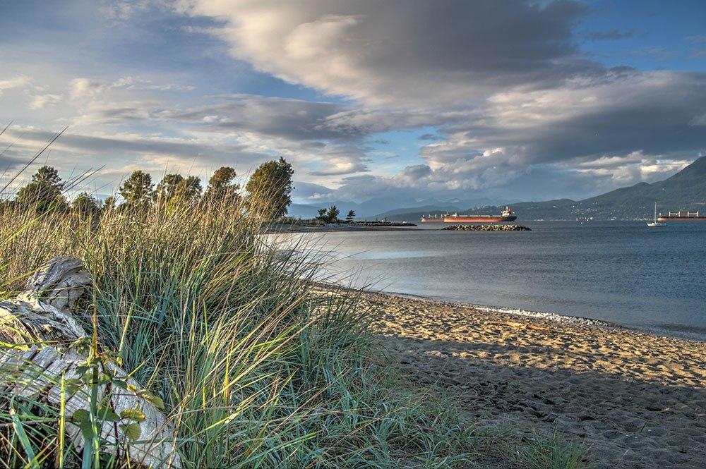 Jericho Beach (Howard/Harriet Greenwood/Flickr)