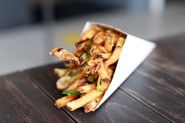 Pickled French Fry (Jess Fleming/Daily Hive)