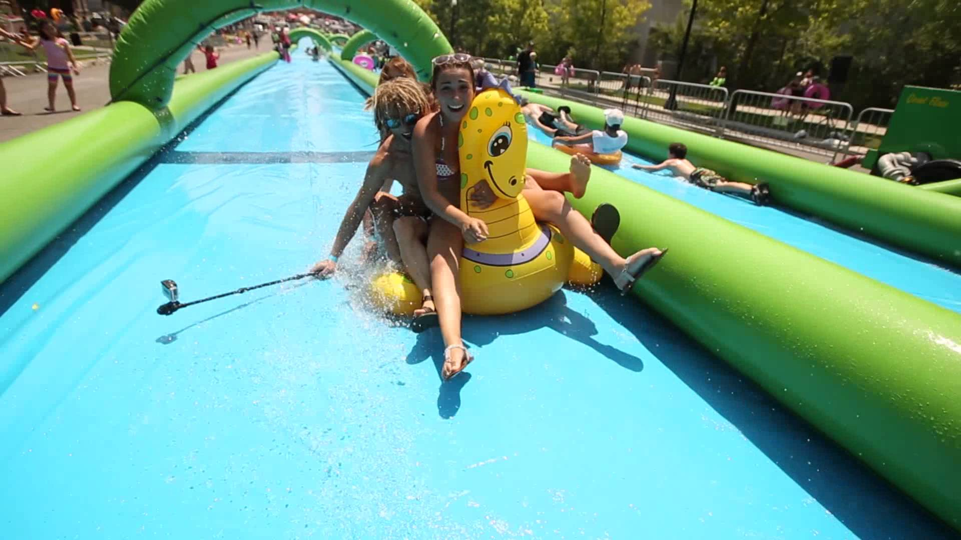 Slide the City Toronto officially cancels 2016 event