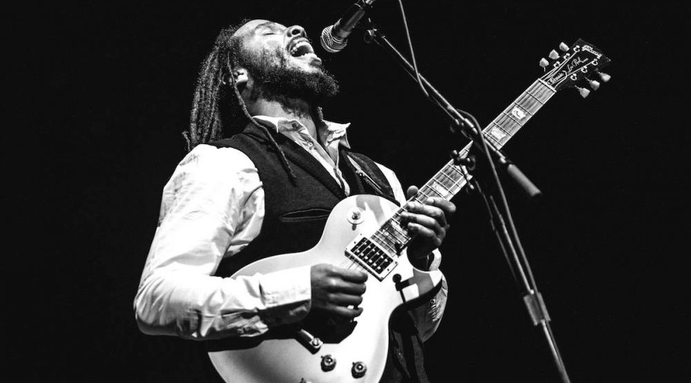 Ziggy Marley Vancouver concert 2016 at the Vogue Theatre