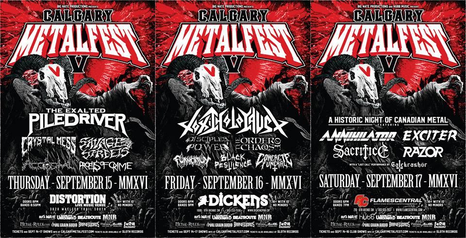 Calgary Metalfest/Facebook