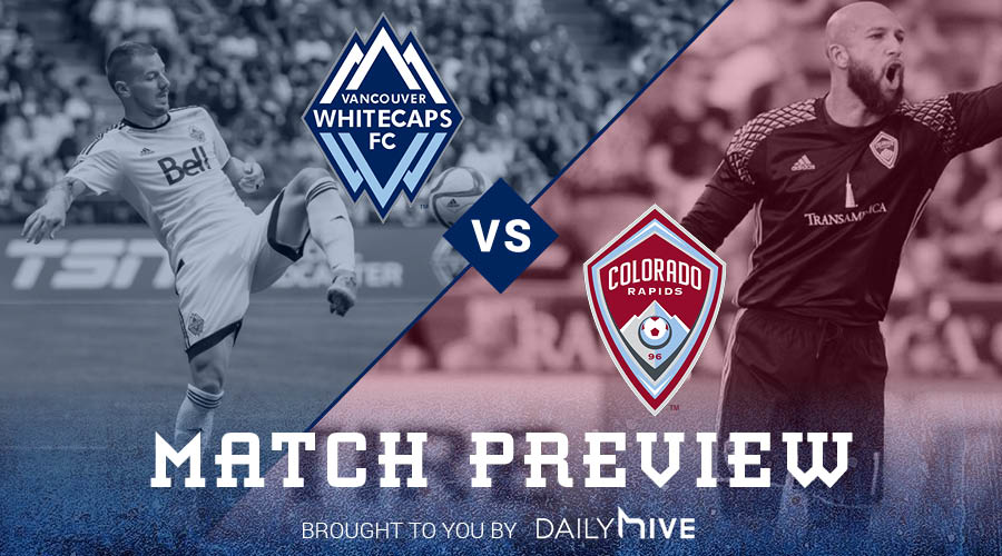 Match preview: Struggling Whitecaps try to overcome high-flying Colorado Rapids