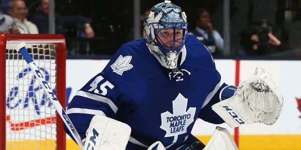 Maple Leafs trade Jonathan Bernier to Ducks for conditional pick