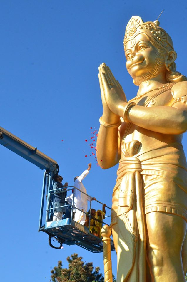 Vishnu Mandir Hindu Temple Toronto