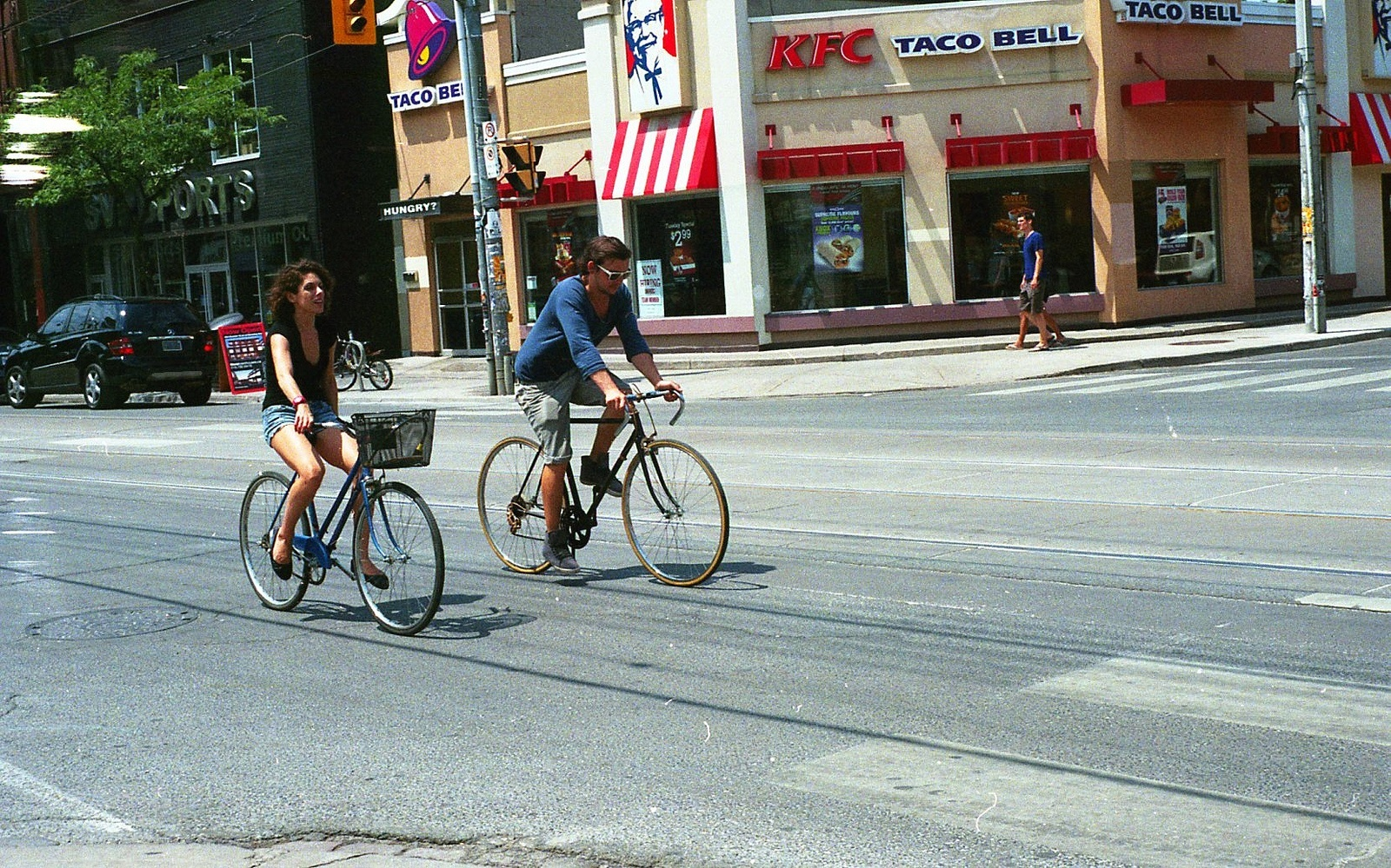 A serious question for all Toronto drivers and cyclists