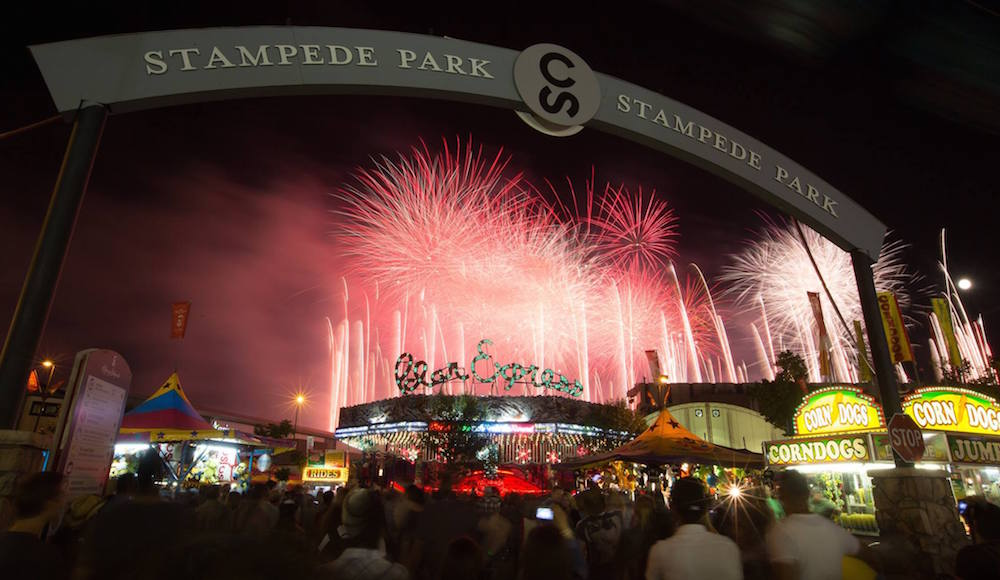 10 things to do with your significant other at Calgary Stampede